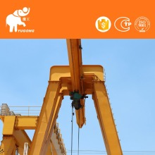 Excellent service 10 Ton gantry crane with hoist price