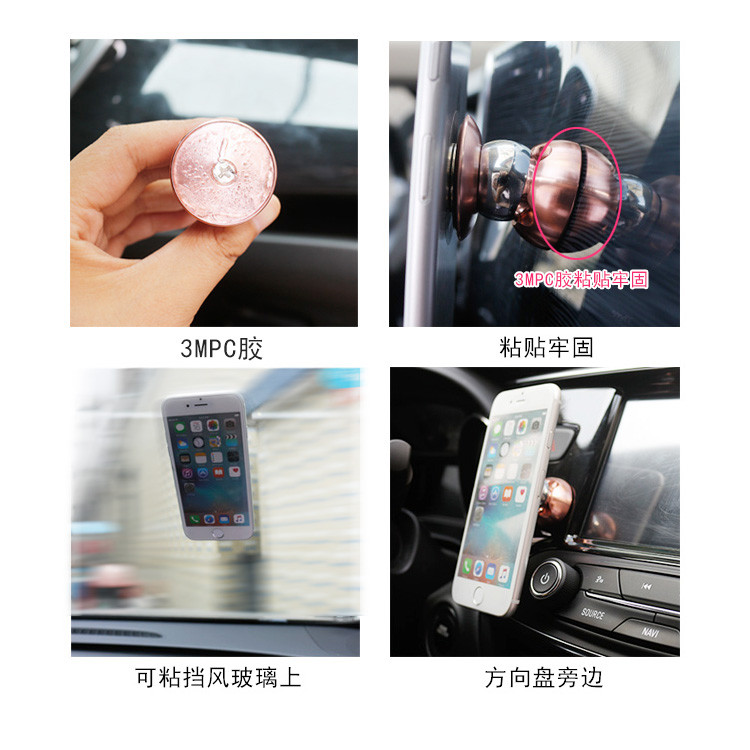 Newest promotion car mount cellphone car holder for iphone