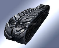 400x72.5N rubber track