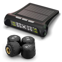 TPMS Solar Powered Wireless External Automotive
