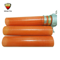 4 inch Flexible PVC Suction pipe hose for water oil translate