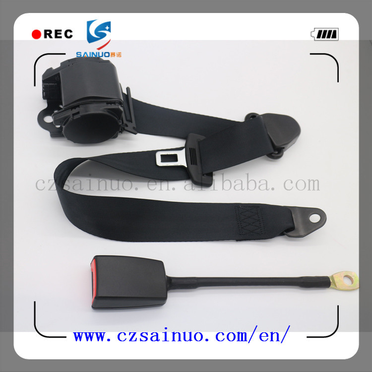 High quality seat belt retractor buckle made in china