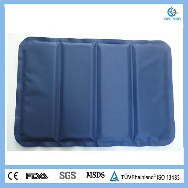 Wholesale Pet Cool Gel Mat Pet Cooling Pad heated pet bed