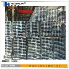 Galvanized Steel Profile Z/C/U Purlin From China with best price