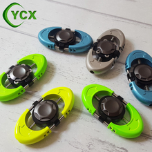 Wholesale alloy spinner toy spinner bearings anti stress metal hand toy fidget spinner toy