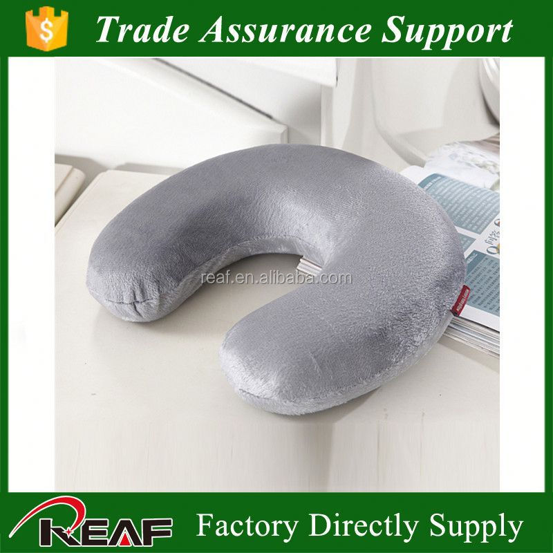 Cheap Wholesale U Shape Neck Travel Pillow,disposable neck pillow cover