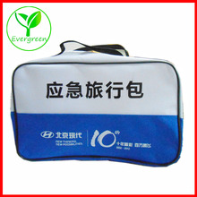 Portable Travel car First Aid Kit 600D emergency aid kit