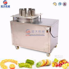 2017New Design automatic potato chips/vegetable cutting machine price