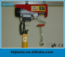 small electric winch pa 800 hoist