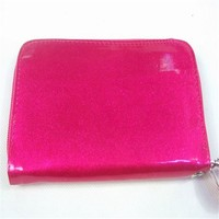 PVC Glitter Synthtic Leather Fabric for Leather Product Like Handbag