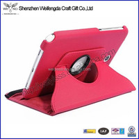New design promotion pretty leather 8 inch tablet pc case for ipad mini 4