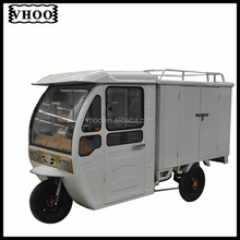 electric tricycle for express delivery/48v/60v advertising body type/carrier tricycle/transport use