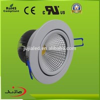 Zhong shan Factory Professional 3W-25W Dimmable COB led downlight