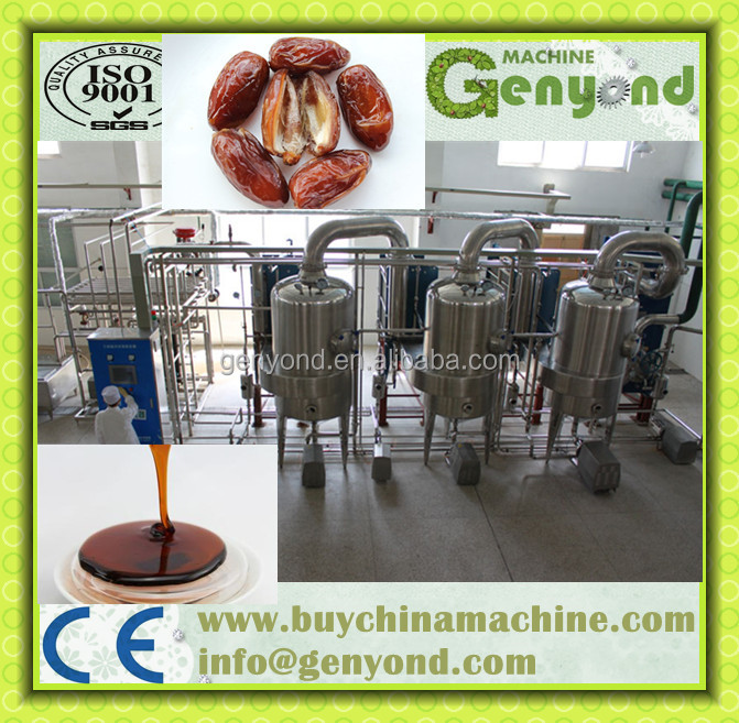 full automatic Dates Paste Production Line