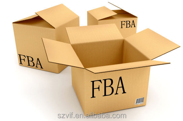 FBA Amazon sea shipping from China to USA