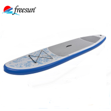 inflatable sup foot paddling board made in china