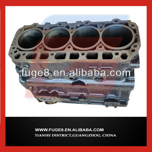 4 cylinder block 4TNV98 Engine Cylinder block