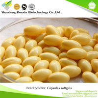 New product best price Skin Whitening Pearl powder capsule softgel