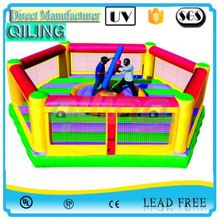 Qi Ling new fashion sport field inflatable jousting gladiator stocks