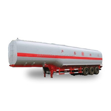 China top quality 3 axles water tank trailer/tanker semi trailer for sale