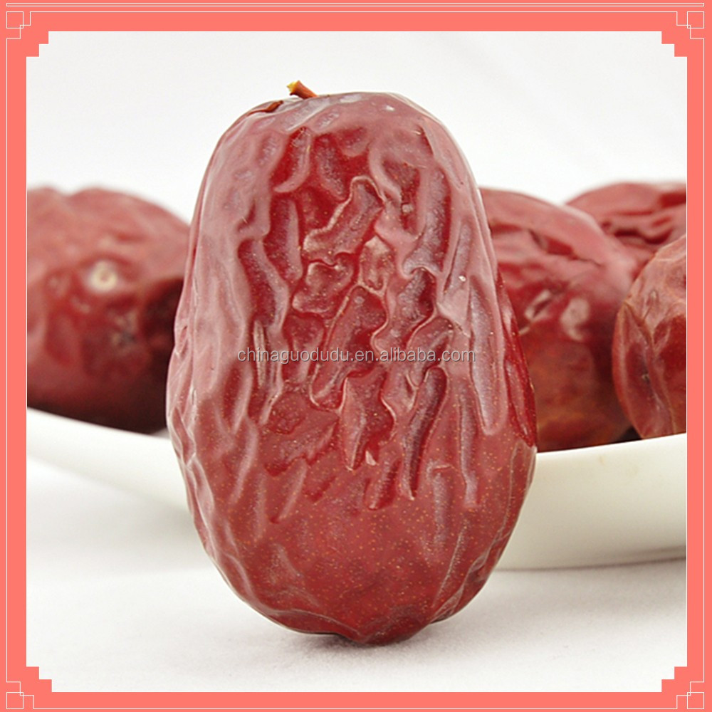 Supply Bulk 100% Natural Organic Whole Sweet Jujube/ Chinese Dried Red Dates