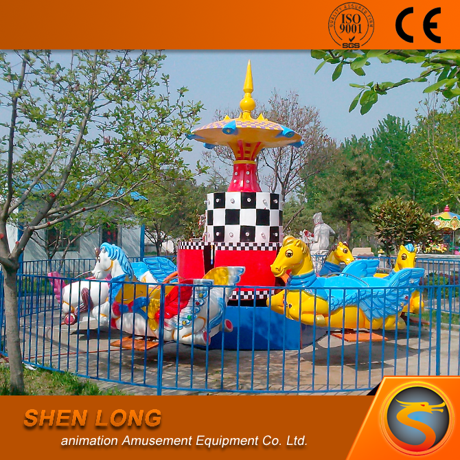 Amusement park kids toys swing roller coaster ride for sale