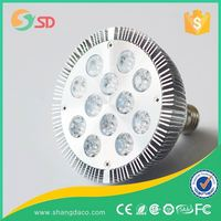 New PAR38 9W 12W 15W 18W grow led lamp e27 15w for plants