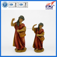OEM Polyresin Village Collections,Figurines for Landi Nativities,Accessories for Nativity set