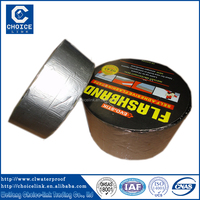 Self adhesive bitumen sealing tape for building