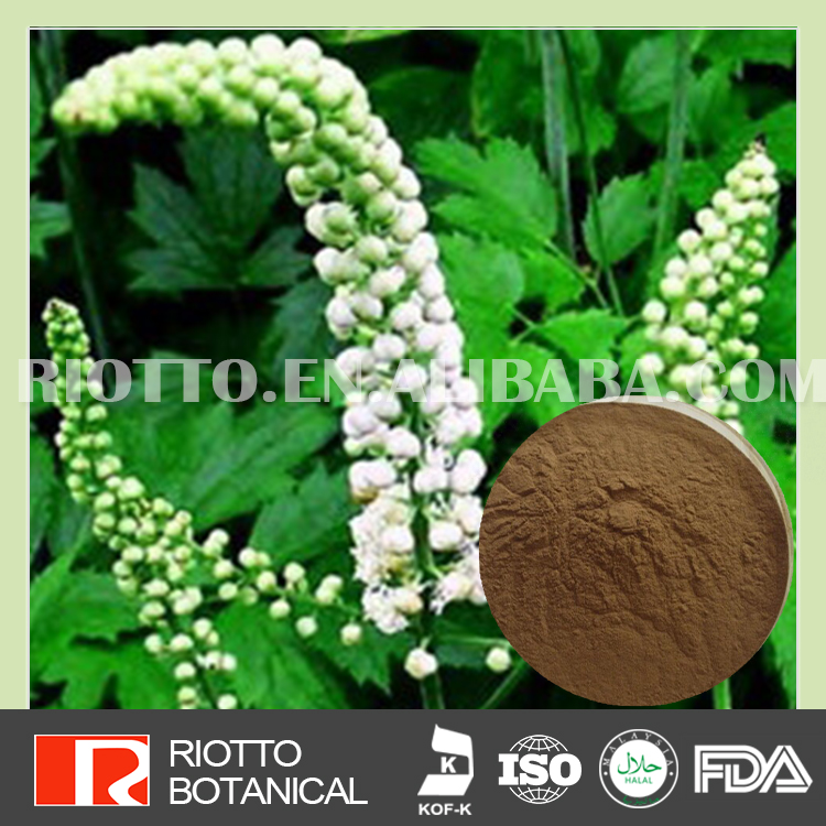 Anti-Rheumatism black cohosh extract Actein