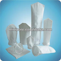 factory supply high quality pp 20 / 100 micron filter bag 4''x15''