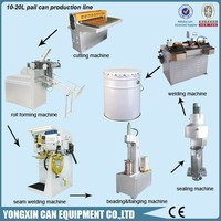 Round Coating/Paint Can Machinery