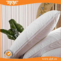 2015 Soft modern spring hotel pillow DPF124