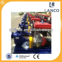 25ZX3.2-20 Series Centrifugal self-priming single stage hand operated farm equipment