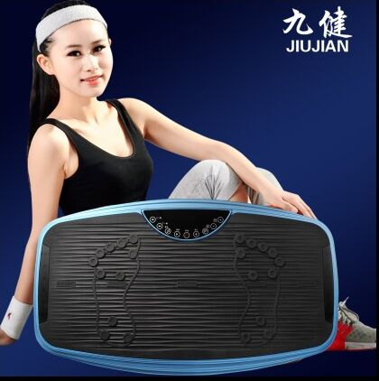 ULTRATHIN VIBRATION PLATE MP3 BLUETOOTH