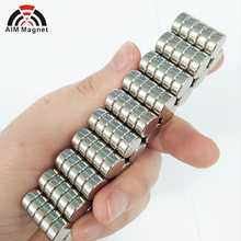 10mmx2mm Strong N52 Disc Neodymium Magnet