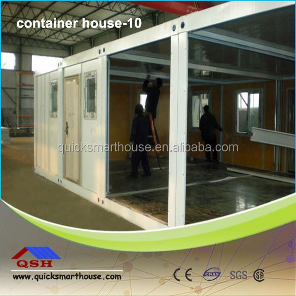 modular moveable portable house
