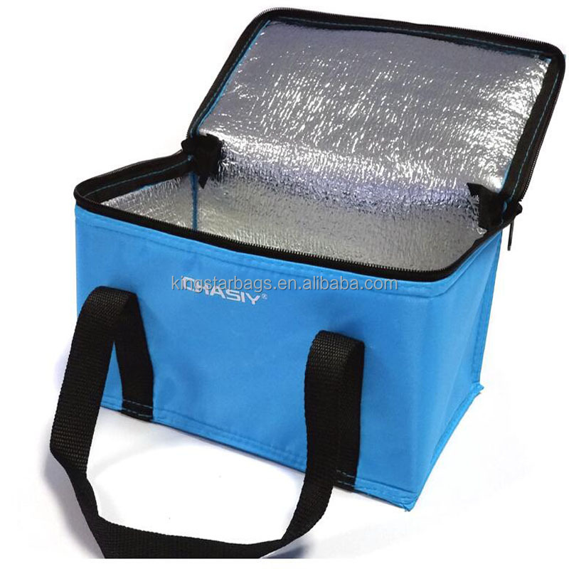 600D polyester Square Hand Carry Cooler Bag