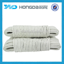 Supply Ideal Waxed woven cotton rope for window use