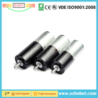 12 V dc geared motor GM25-370 for curtain lifting