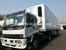 Plastic animal food transport truck with low price