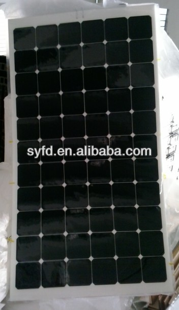 High quality 200W Flexible Solar Panel made by Sanyifeida Technology Co.ltd