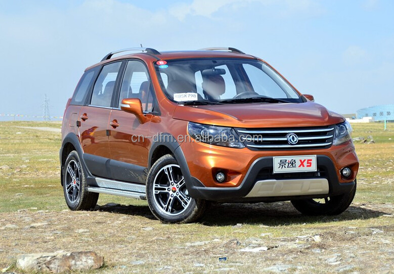 2015 top range dongfeng joyear x5 suv passenger car for sale cheap price buy cars for sale. Black Bedroom Furniture Sets. Home Design Ideas