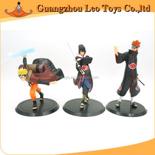 Naruto Anime A Set Of Uzumaki Uchika PVC Plastic Factory Make Japanese Famous Hot Selling Charater Action Figures