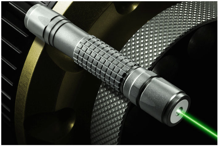 Military Grade Astronomy 520nm Green Torch Lazer High Powered Burning Laser Pointer 100mW Intense Beam1000MILE RANGE