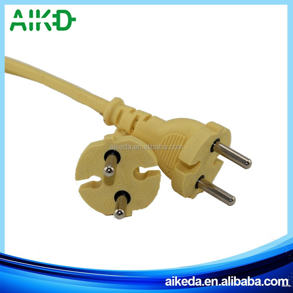 High quality oem zhejiang manufacturer & supplier male to male electric extension cord