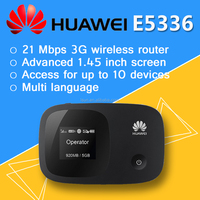 Brand new Huawei E5336, Huawei 3g portable wireless wifi router with sim card slot