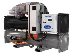 30XW-V - Variable-speed water-cooled screw chiller and heat pump