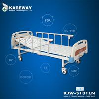 Hospital equipment modern manual manual home care bed for elderly