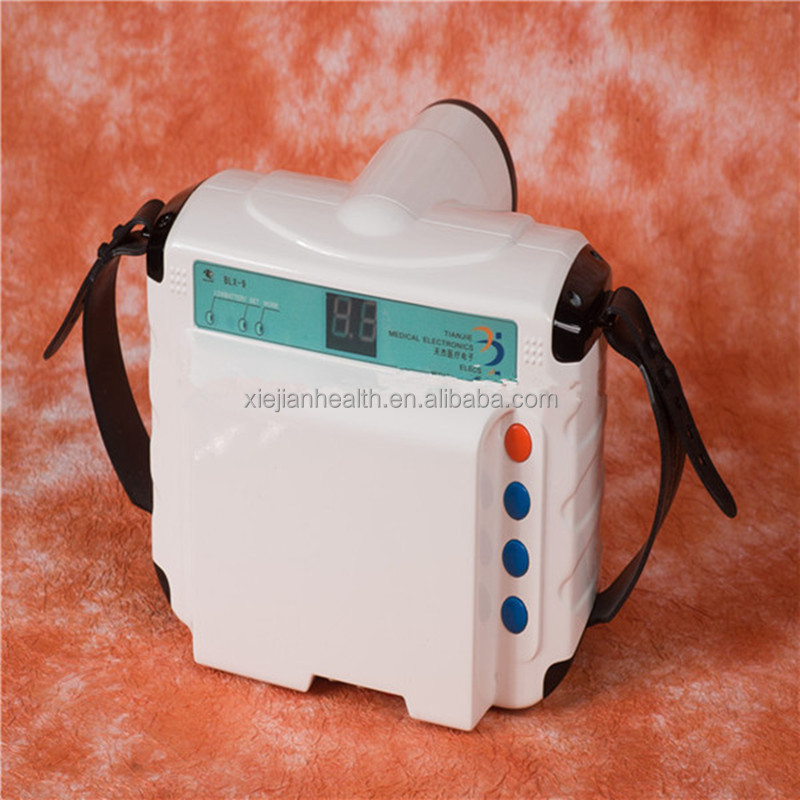 Portable medical dental x-ray machine 70KV tube voltage